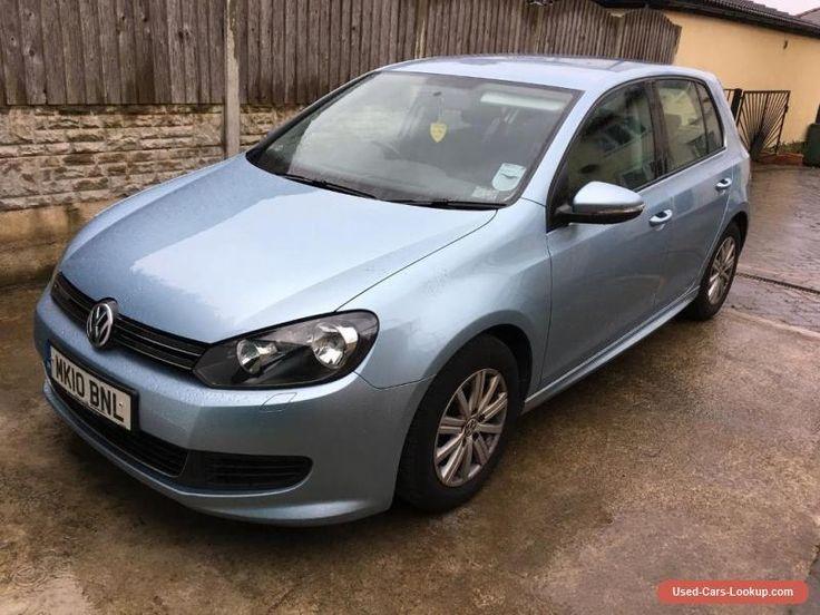 VW GOLF 2010 1.6 TDI Blue Motion ZERO TAX #vwvolkswagen #golf #forsale #unitedkingdom