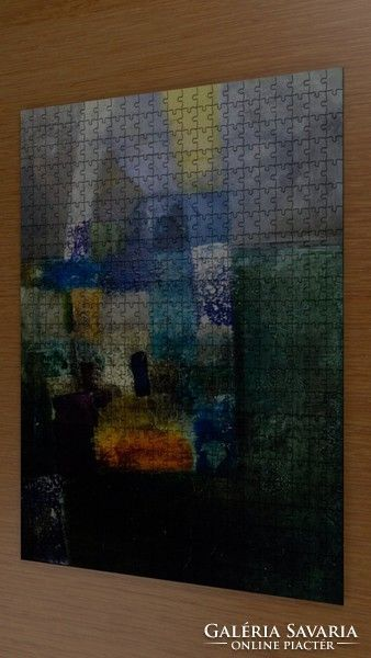 Puzzle - kortárs művész festménye a kirakón (scheduled via http://www.tailwindapp.com?utm_source=pinterest&utm_medium=twpin&utm_content=post83535347&utm_campaign=scheduler_attribution)