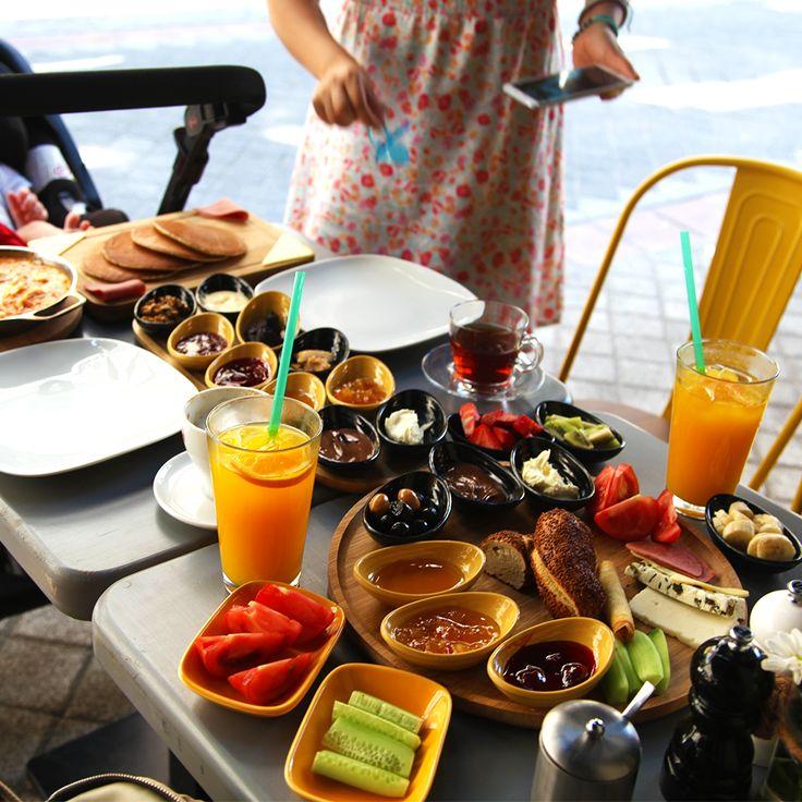 Breakfast In Kev ! #breakfast #KevCafe #Kadikoy