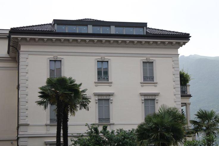 Villa stile liberty
