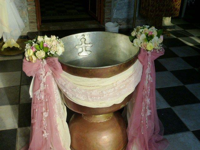 Αποτέλεσμα εικόνας για στολισμος εκκλησιας βαπτισης κοριτσι vintage