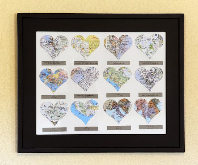 13th Wedding Anniversary Gift Ideas For Her: 17 Best Images About Wedding Anniversary Gifts On