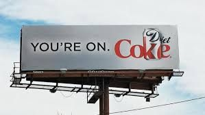 """We're in the age where we're not just receiving advertising. Everybody is participating."" -Tony Kelso, Iona College. Diet Coke Cancels Campaign (Marketplace)"