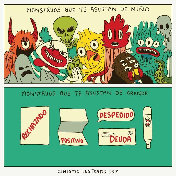 Cinismo Ilustrado – Las irónicas ilustraciones de Eduardo Salles