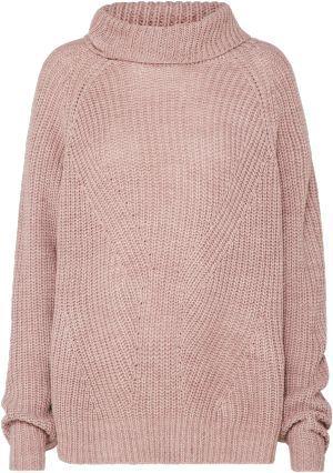 Dieses stylische Outfit ist perfet für deinen Alltag. Der rosa Rollkragenpullover von Jaqueline de Yong ist ein Must-Have in deinem Kleiderschrank und sieht super aus mit einer grauen Jeans, einem Mantel von Only und ein paar trendigen Reebok Sneaker. Dazu eine Tasche von Envy, eine Uhr von Komono und ein paar silberne Ohrringe.