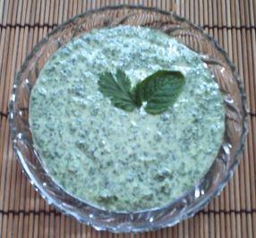 Minz-Chutney – indisch Rezept - Rezepte kochen - kochbar.de - mobil (Vegan Curry Indian)