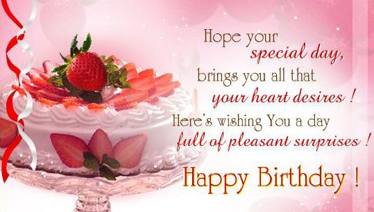 Birthday Wishes For Relatives Messages And Images