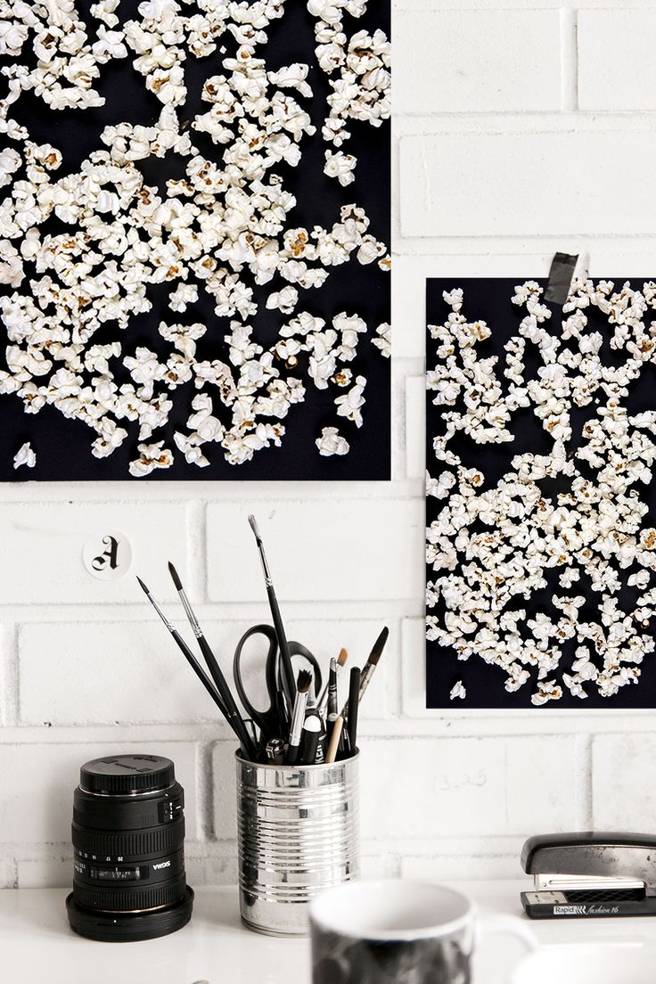 posters | Popcorn Black