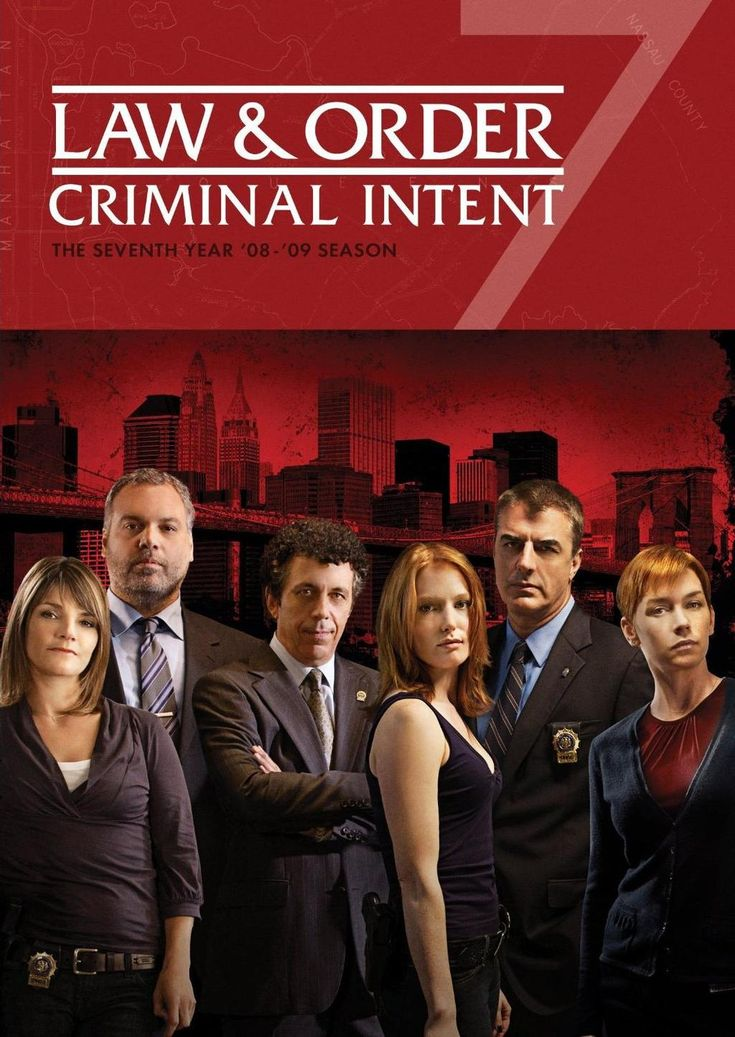 Law & Order: Criminal Intent The Extra Man (TV Episode