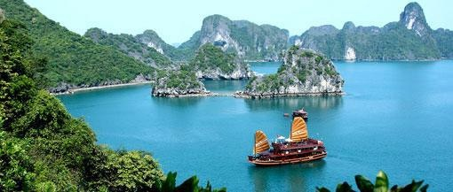 Ha Long Bay | HOME SWEET WORLD