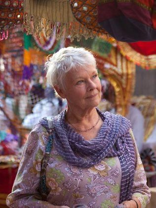 Judi Dench, British actress made a dame for services to the performing arts. One of the all time greatest actresses in my opinion.