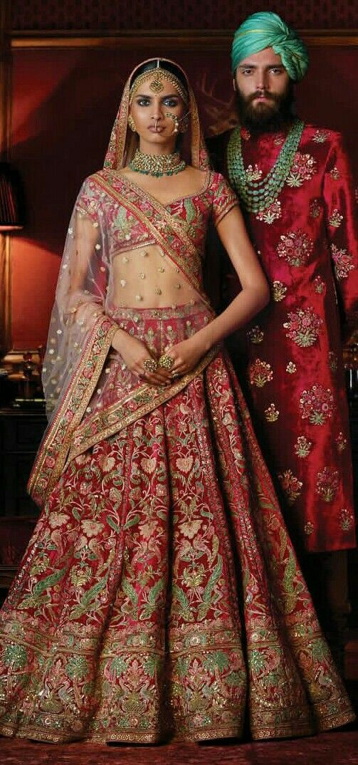 Love Sabyasachi design