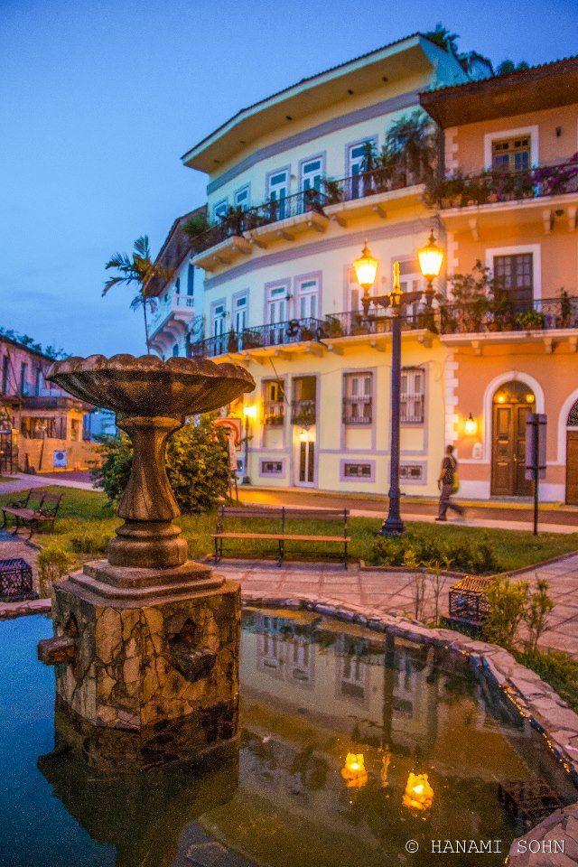 Panama's Casco Viejo
