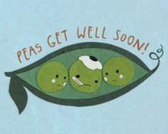 "Our ""Peas Get Well"" card is lovingly handcrafted in the Philippines by women survivors of sex trafficking. The card incorporates a variety of handmade, recycled papers, making it environmentally susta"