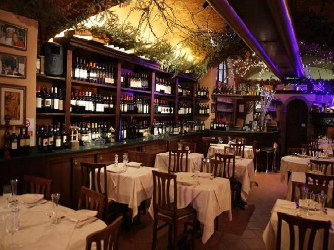 La Giostra is a famous restaurant in Florence known in the world of gastronomy for serving exquisite pastas and, above all, ravioli