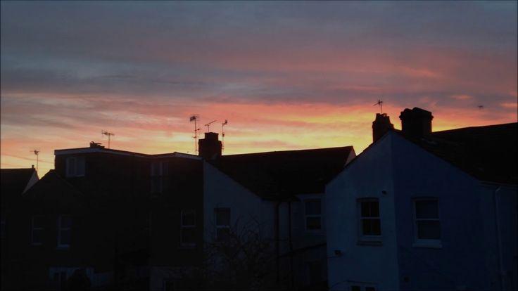 A wonderful Worthing sunrise