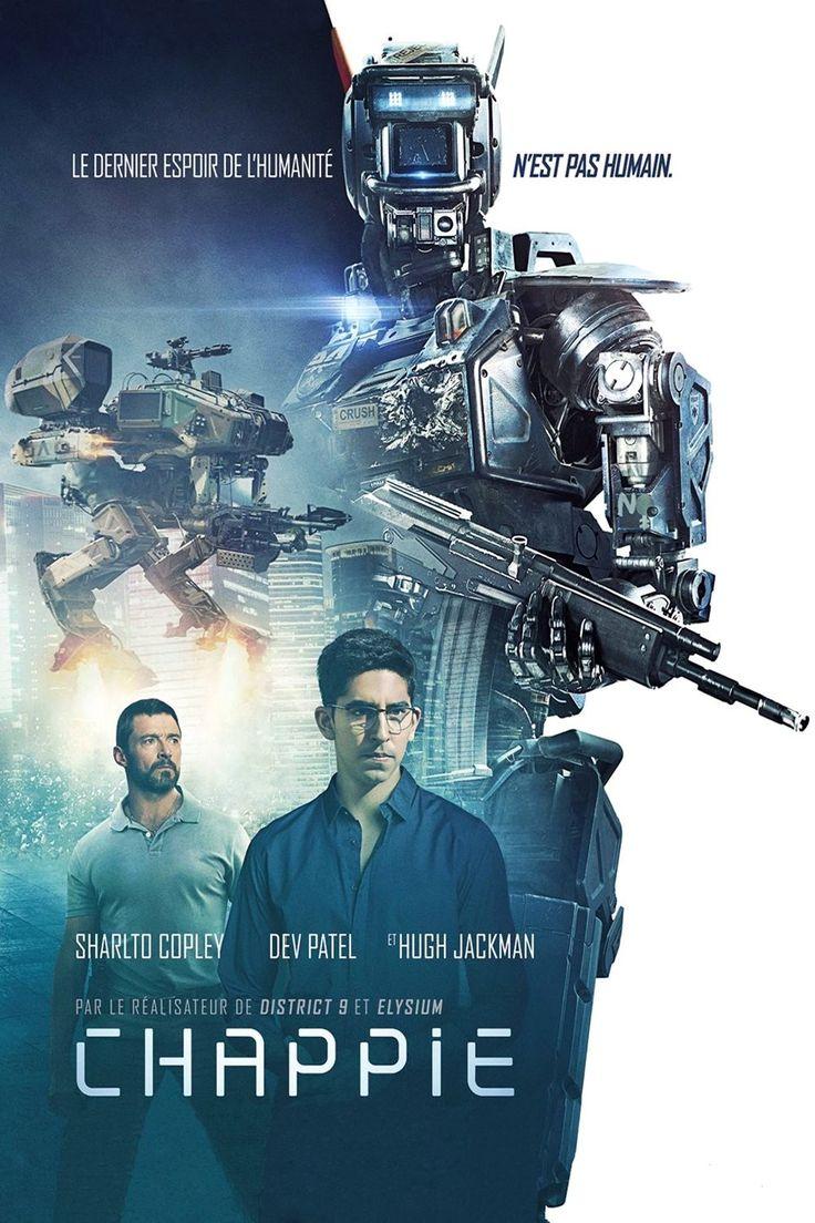 Chappie (2015) - Regarder Films Gratuit en Ligne - Regarder Chappie Gratuit en…