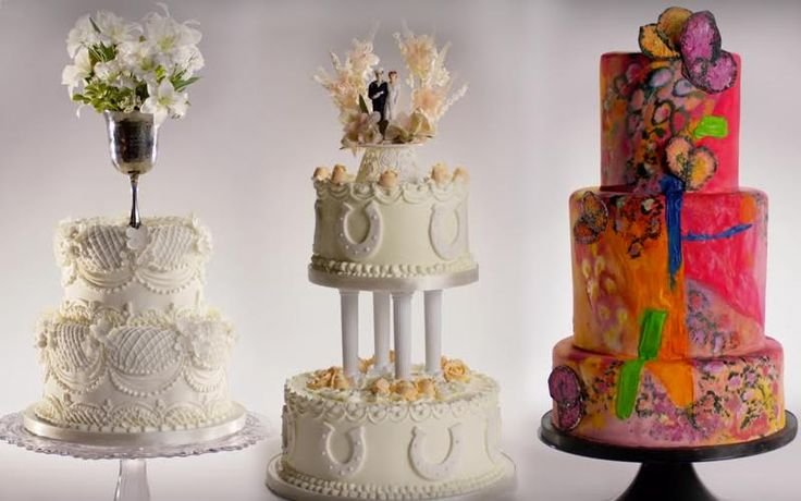 10 Transformasi Kue Pengantin Dari Masa ke Masa