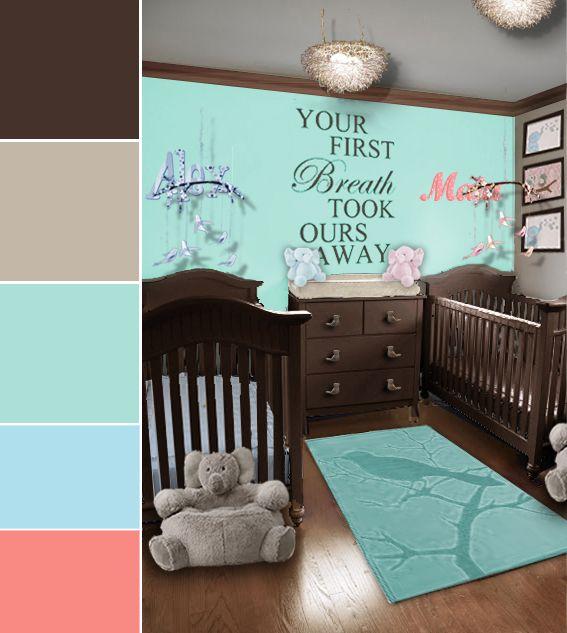 Twin Baby Room Ideas 403 best twins images on pinterest | twin nurseries, nursery ideas