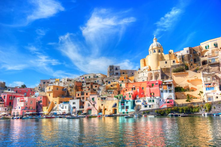 Surrounded by the clear blue seas of the Mediterranean with a spine of mountainous terrain, there is no magical landscape that Italy cannot provide. We're n