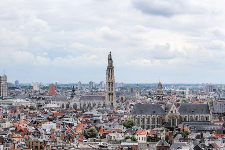 Antwerpen – das nette Mädchen von Nebenan