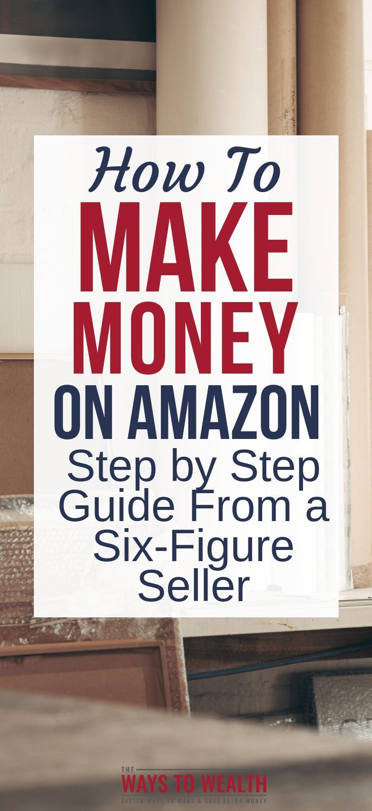 How To Make Money On Amazon (The Definitive Guide 2019) – #amazon #Definitive #G… – Katherine