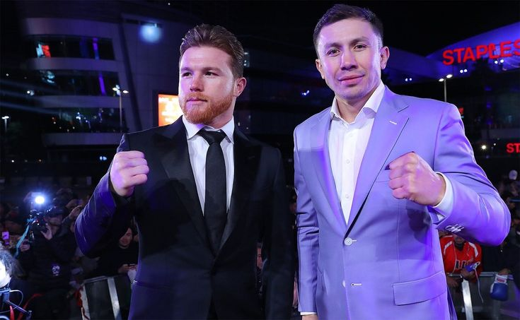 Canelo-GGG quotes for LA fan event #BoxingNews #GennadyGGGGolovkin #allthebelts #boxing