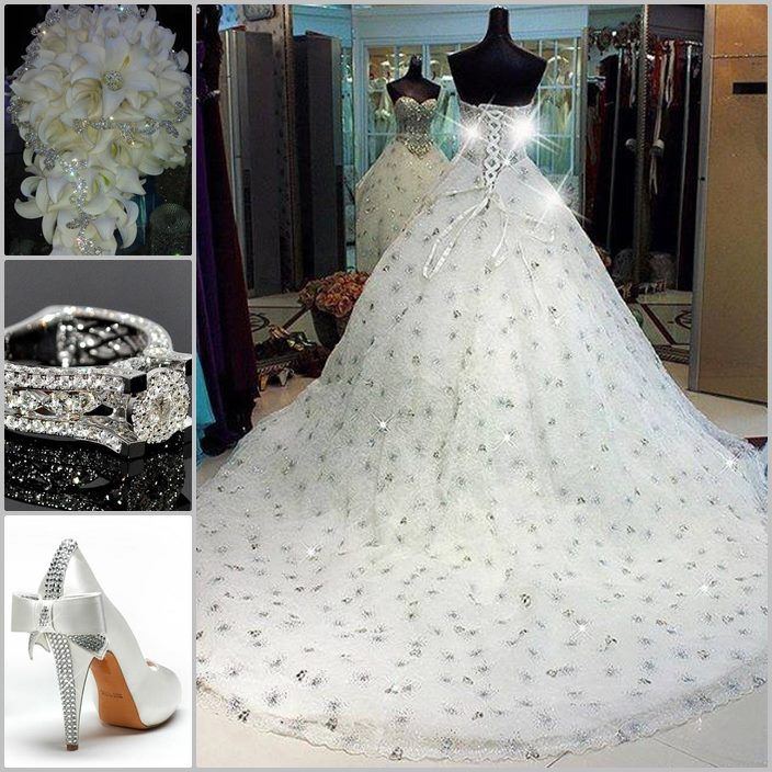 17 Best images about Wedding dresses on Pinterest | Satin, Corsets ...