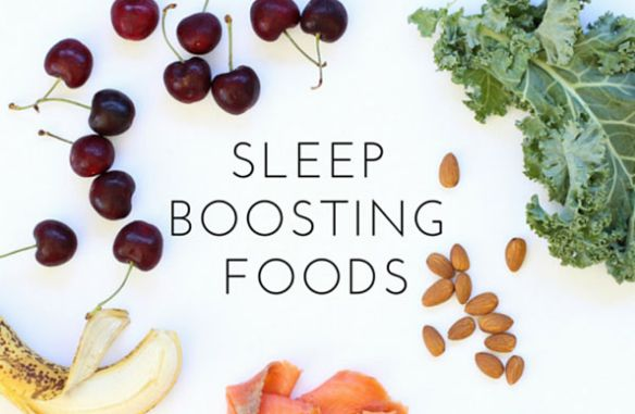 Did you know that what you eat affects your sleep? These are the best foods to help you get a good nights sleep.
