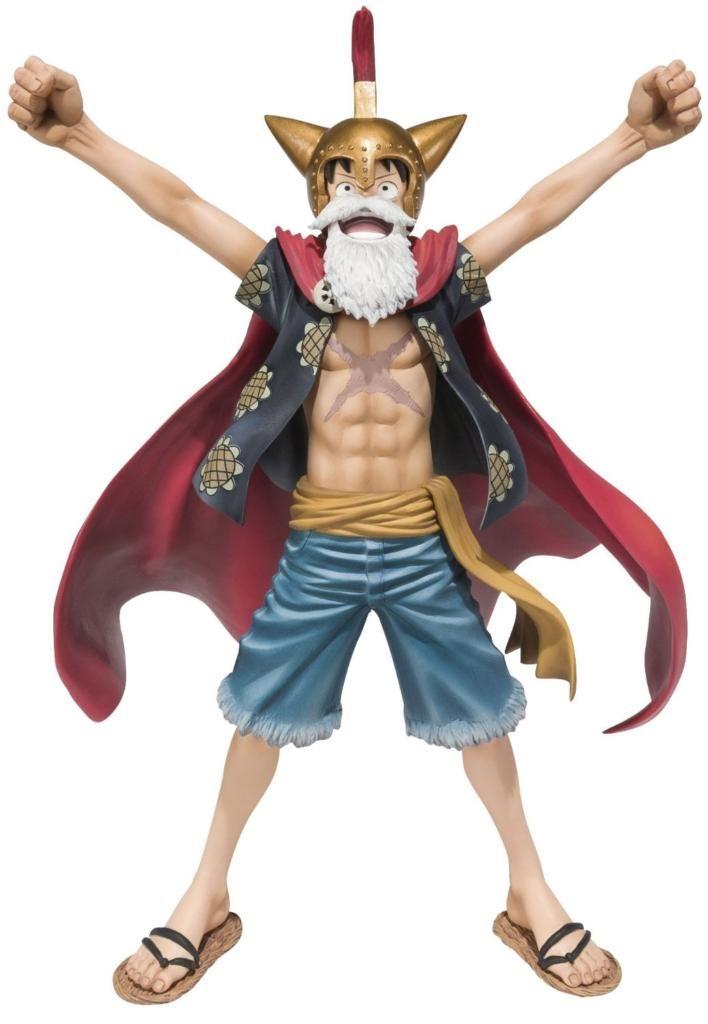 Figurine One Piece Gladiator Lucy - 15 cm - Acheter vendre sur Référence Gaming