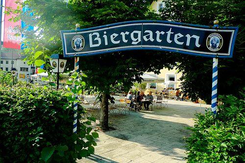 #Berchtesgaden #Biergarten #Biergartenschild #Sommer #Bier #Bayern #Bavaria #Germany