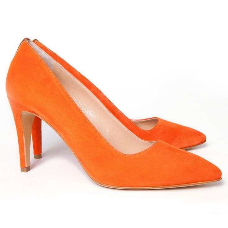 The Sid Pumkin orange