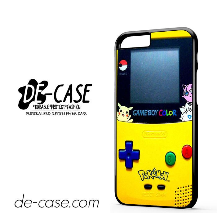 Gameboy Color Pokemon DEAL-4595 Apple Phonecase Cover For Iphone 6 / 6S
