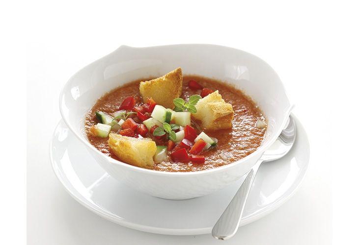 Le ricette di Cukò: Gaspacho andaluso