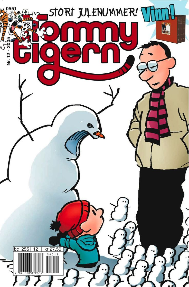 Tommy og Tigern #12, 2005