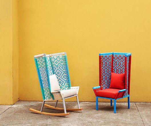Diseno Colombia Chairs