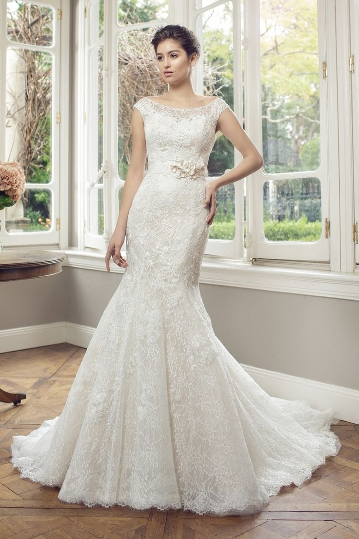The 80 best Wedding Gowns - Mia Solano images on Pinterest | Wedding ...