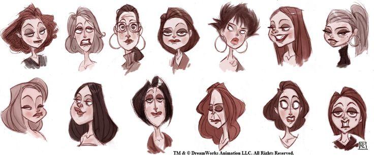 DEVIN CRANE: Lovely Ladies of Monsters Vs. Aliens