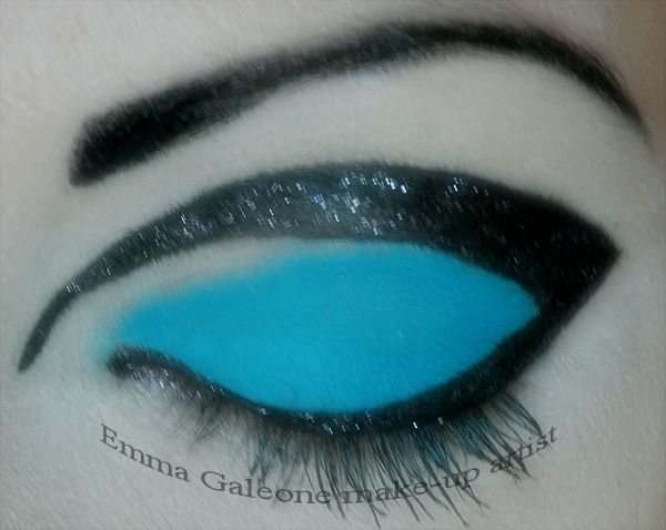 Make-up occhi da sera