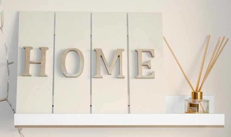 DIY – Home Sign – Shelley Nichol