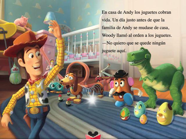 Frases toy story en casa de andy los juguetes cobran - Casa de los juguetes ...