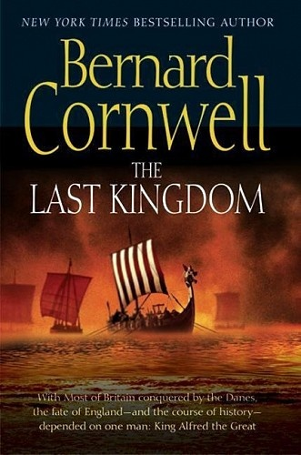 Bernard Cornwell is a great Historical Fiction writer.  His Saxon Stories are incredible.