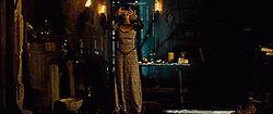 Alice Krige as Morgana Le Fay and Monica Bellucci as Veronica Gorloisen in The Sorcerer's Apprentice (2010)