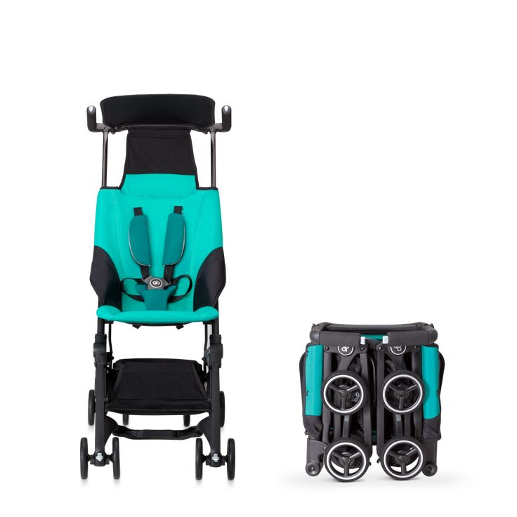 Short on space and need a single stroller?  Check out the GB Pockit Stroller