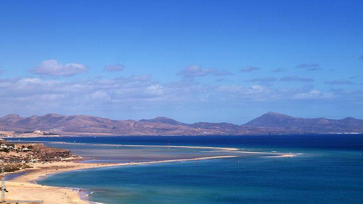 Risco del Paso, Fuerteventura, Islas Canarias