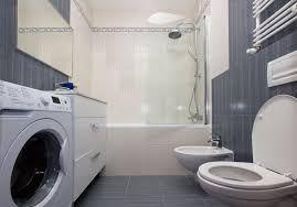 Znalezione obrazy dla zapytania łazienka 2x2 z pralką