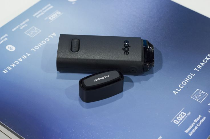Alcohoot Edge. Smart Alcohol Tracker. Indiegogo campaign launching soon! www.alcohootedge.com