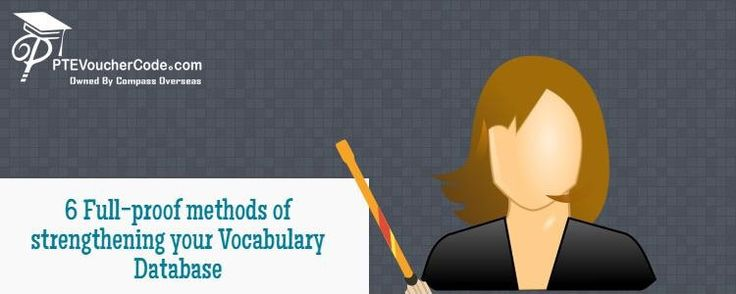 Communicating in the English language has become the need of every hour in the current scenario. Actually building and strengthening vocabulary is extremely important if one needs to keep up the pace in PTE exam. There are certain ways to help you have a good vocabulary.