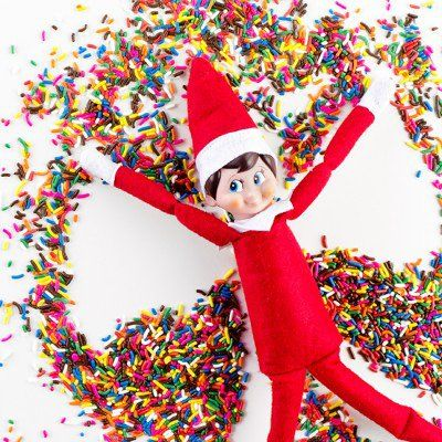 December 1st is just around the corner and that means one thing... your elf is back from the North Pole! We've got 101 fun ideas for your elf this season.