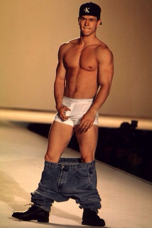 Young Mark Wahlberg Naken
